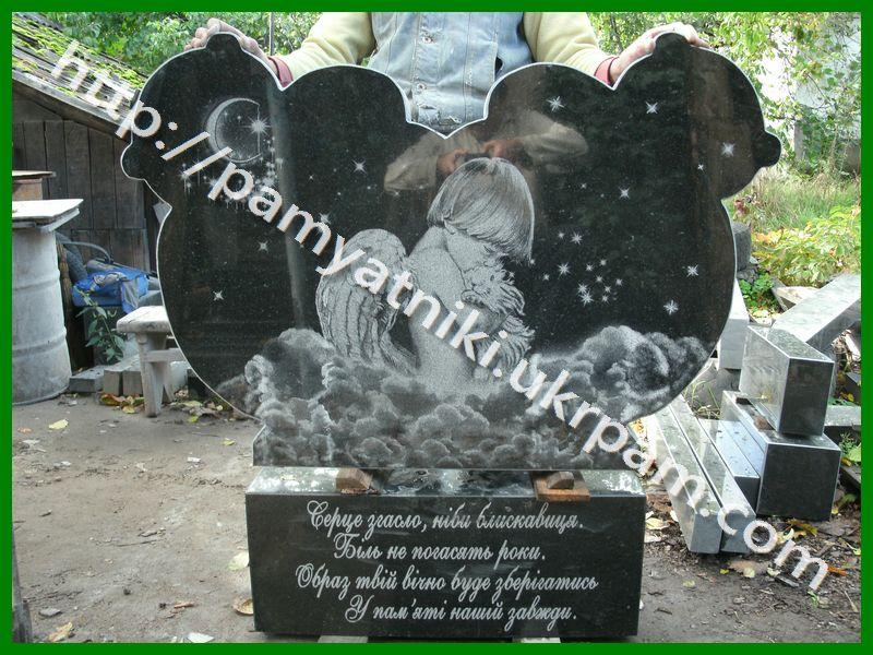 Памятник из гранита Кирс памятник с ангелом Юрьев-Польский